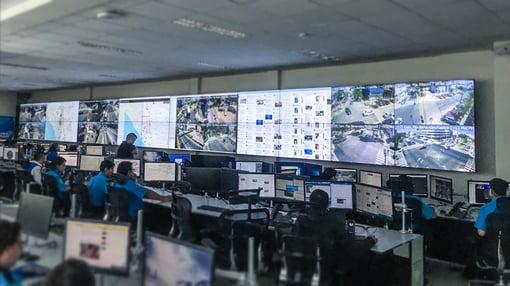 Modern IP Control Room