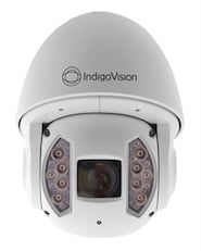 IndigoVision Launches NEW Adaptive IR PTZ camera