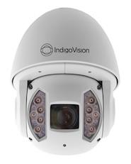 IndigoVision Launches NEW Adaptive IR PTZ camera