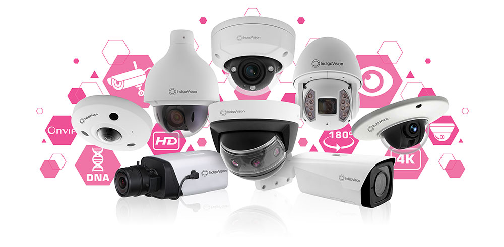 ÂHan llegado las NUEVAS cámaras 4K para completar la amplia lànea de cámaras BX!