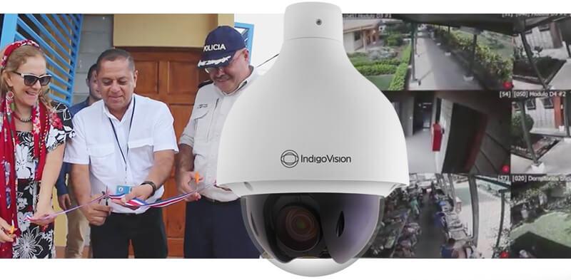 IndigoVision í© escolhida para a primeira prisío 100% monitorada da Costa Rica