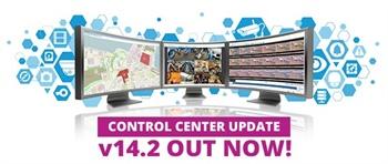 A IndigoVision lanía o Control Center v14.2