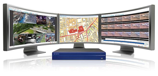 Control Center v15.1 da IndigoVision: proteíío para todos os tamanhos e formatos