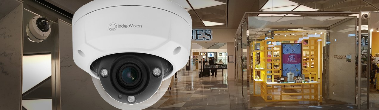 IndigoVision reliability selected by Canberra Centre for the Monaro Mall Expansion