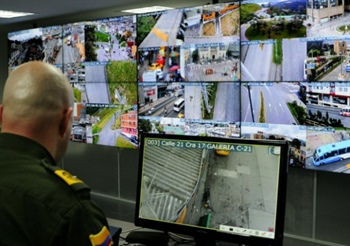 IndigoVision Assists Manizales Police In Pursuit