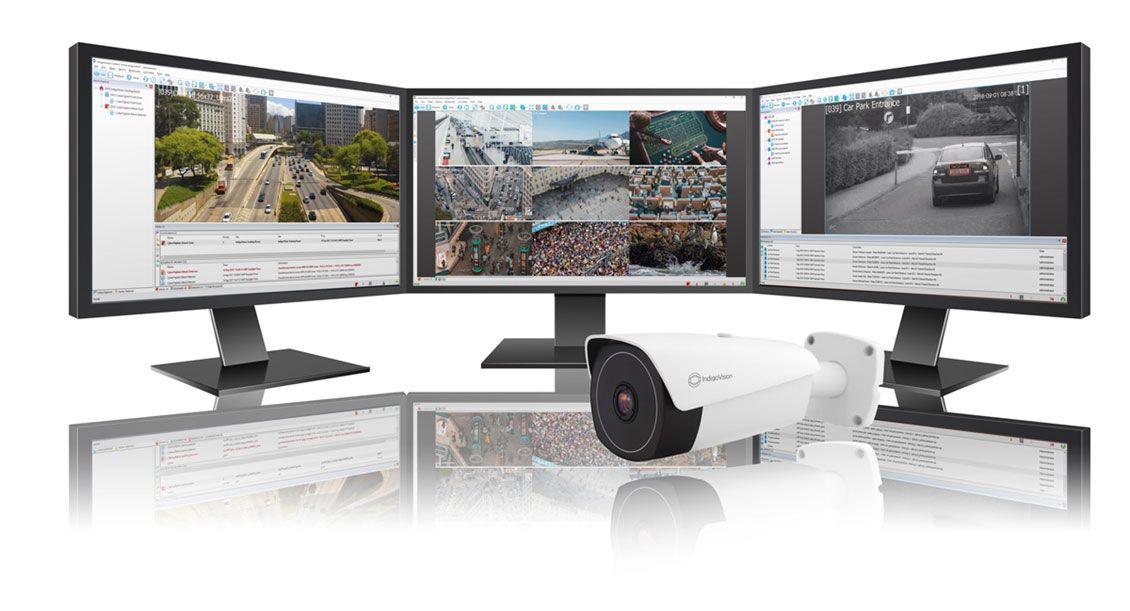 Detect. Deter. Disrupt. Introducing the latest innovative products from IndigoVision!