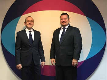 IndigoVision Announce New Regional Sales Director North EMEA and Area Sales Director East USA