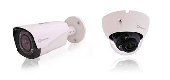 IndigoVision lanza cámaras tipo Bala GX y minidomo