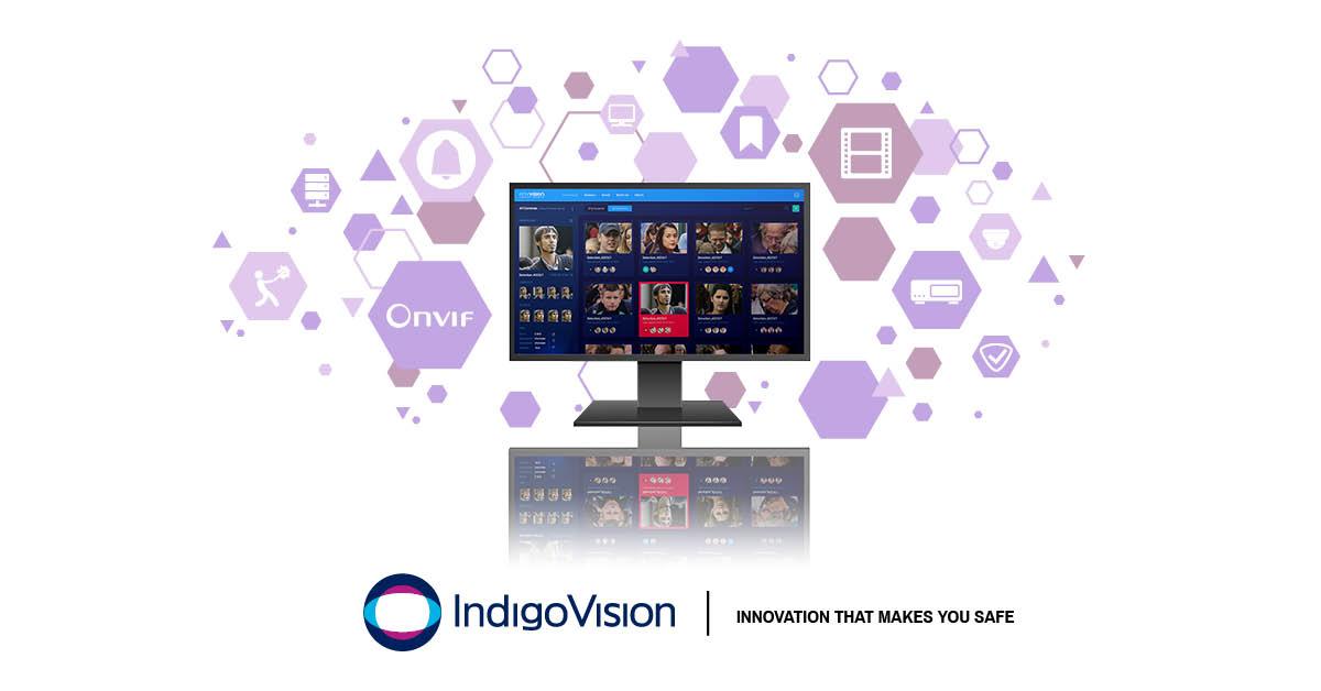 IndigoVision anuncia nova parceria para proporcionar integraíío de ponta no reconhecimento facial