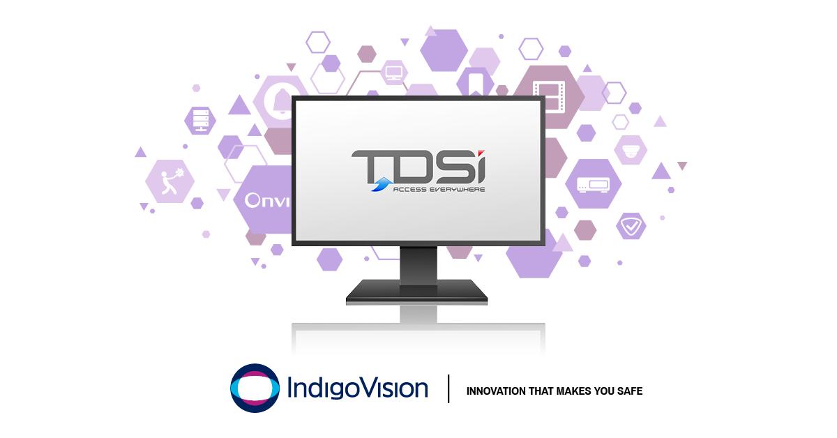 IndigoVision a la joie de présenter une nouvelle intégration de contrôle des accès