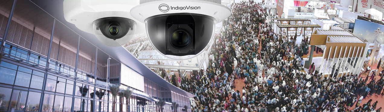 Reduced incidents of theft and one year return on investment achieved for Expo Centre Sharjah by choosing IndigoVision