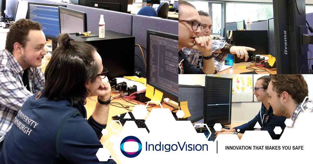 Blog: Being Interns at IndigoVision