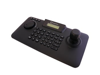 IndigoVision Launches NEW Surveillance Keyboard